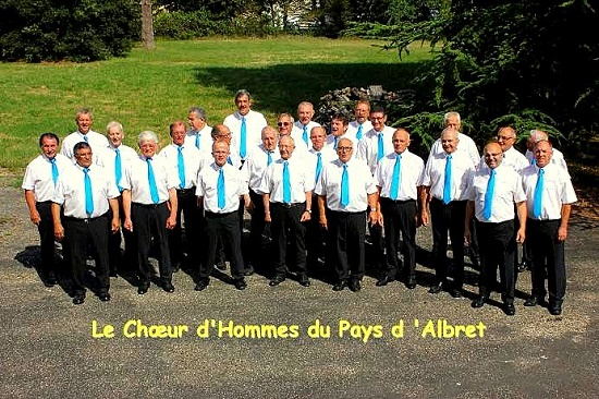 Choeur dhommes